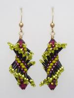 Cherry Limeade Twist with Gold-Filled (Tantalizing Twist Collection)