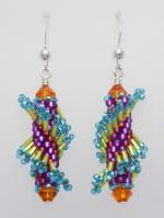 Kaleidoscope Twist with Sterling Silver (Tantalizing Twist Collection)