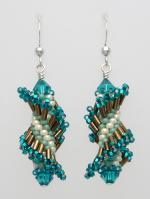 Island Twist with Sterling Silver (Tantalizing Twist Collection)