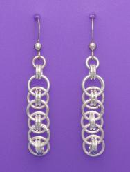 Moonlight Circular Delight Chain Maille