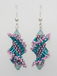 Aurora Twist with Sterling Silver (Tantalizing Twist Collection)