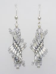 Silver Mist Twist with Sterling Silver (Tantalizing Twist Collection)