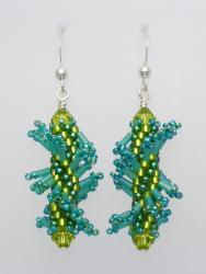 Mermaid Twist with Sterling Silver (Tantalizing Twists Collection)